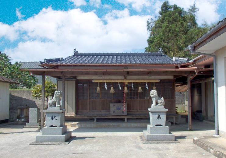 ⼀本松神社 神幸祭