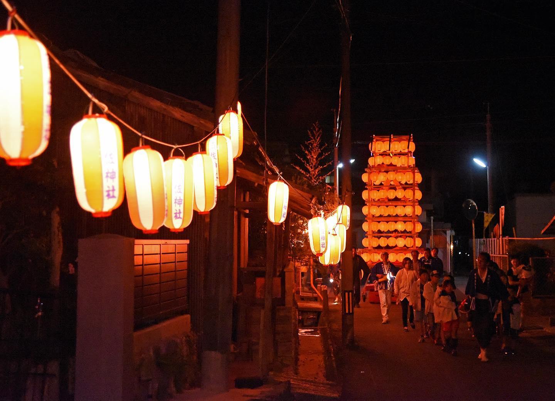 須佐神社 神幸祭