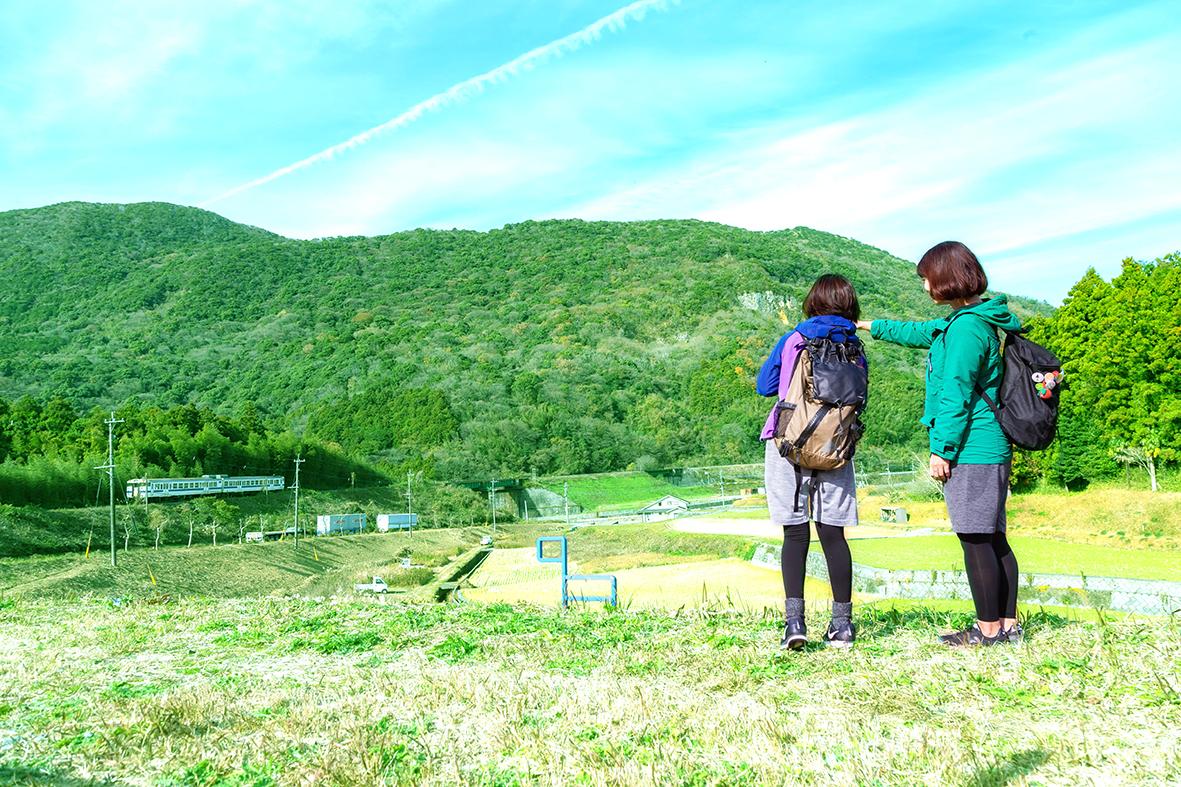 九州オルレ 筑豊・香春コース