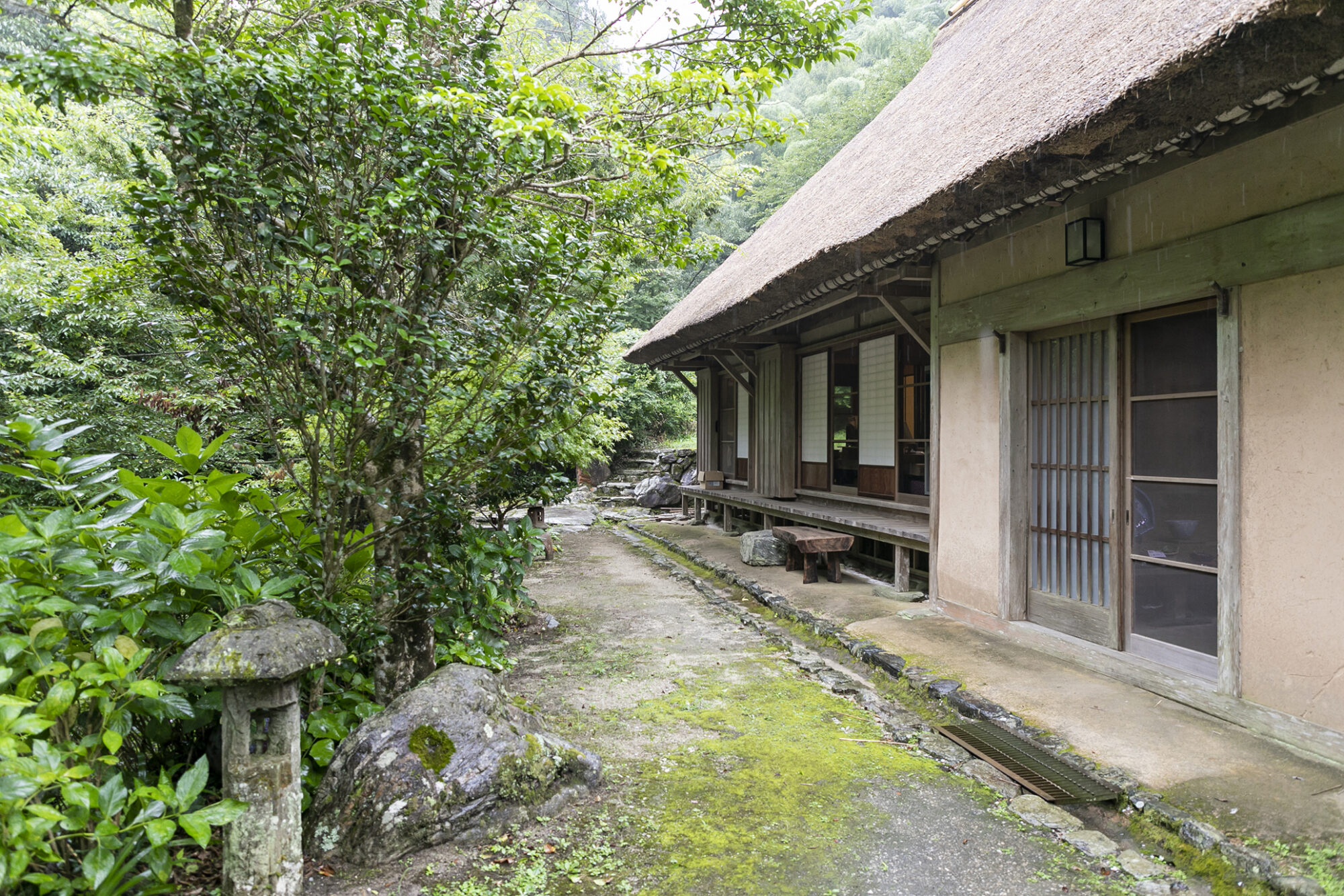 上野焼香春徹山