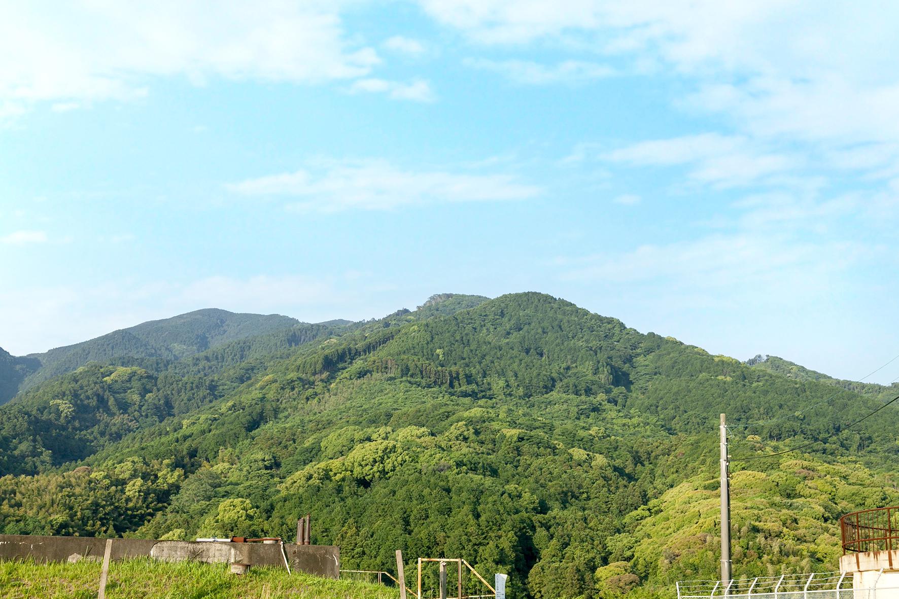 赤牟田ノ辻(旧焼立山)