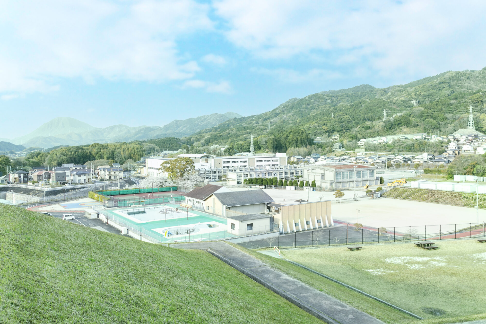 香春町総合運動公園