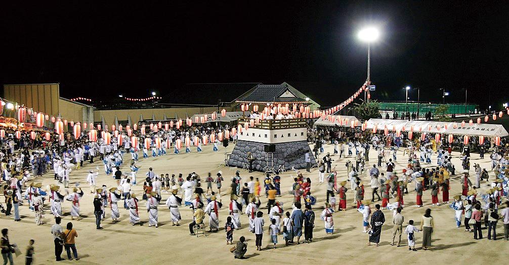 ふるさと香春夏まつり盆踊り大会