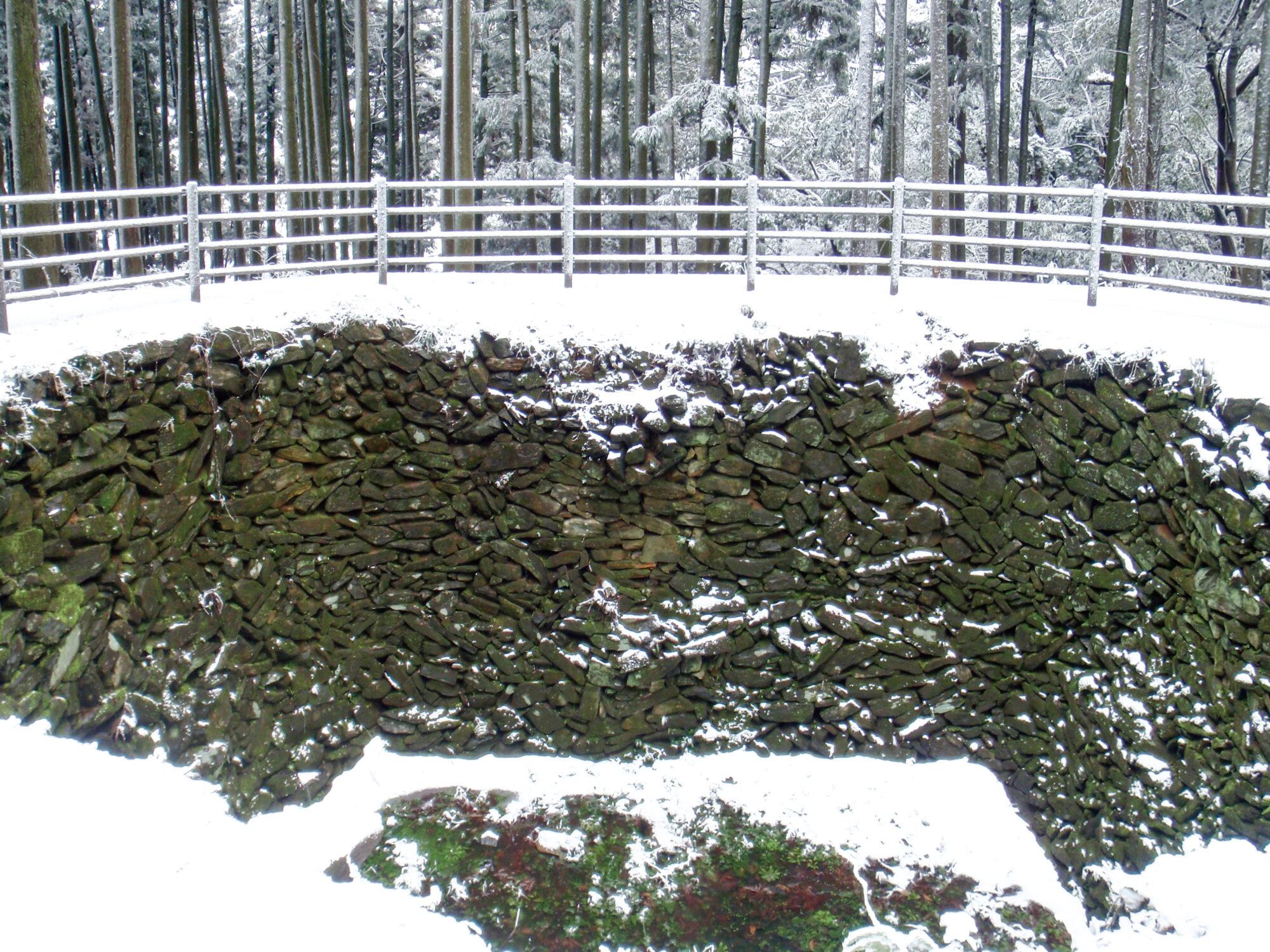呉中平雪穴
