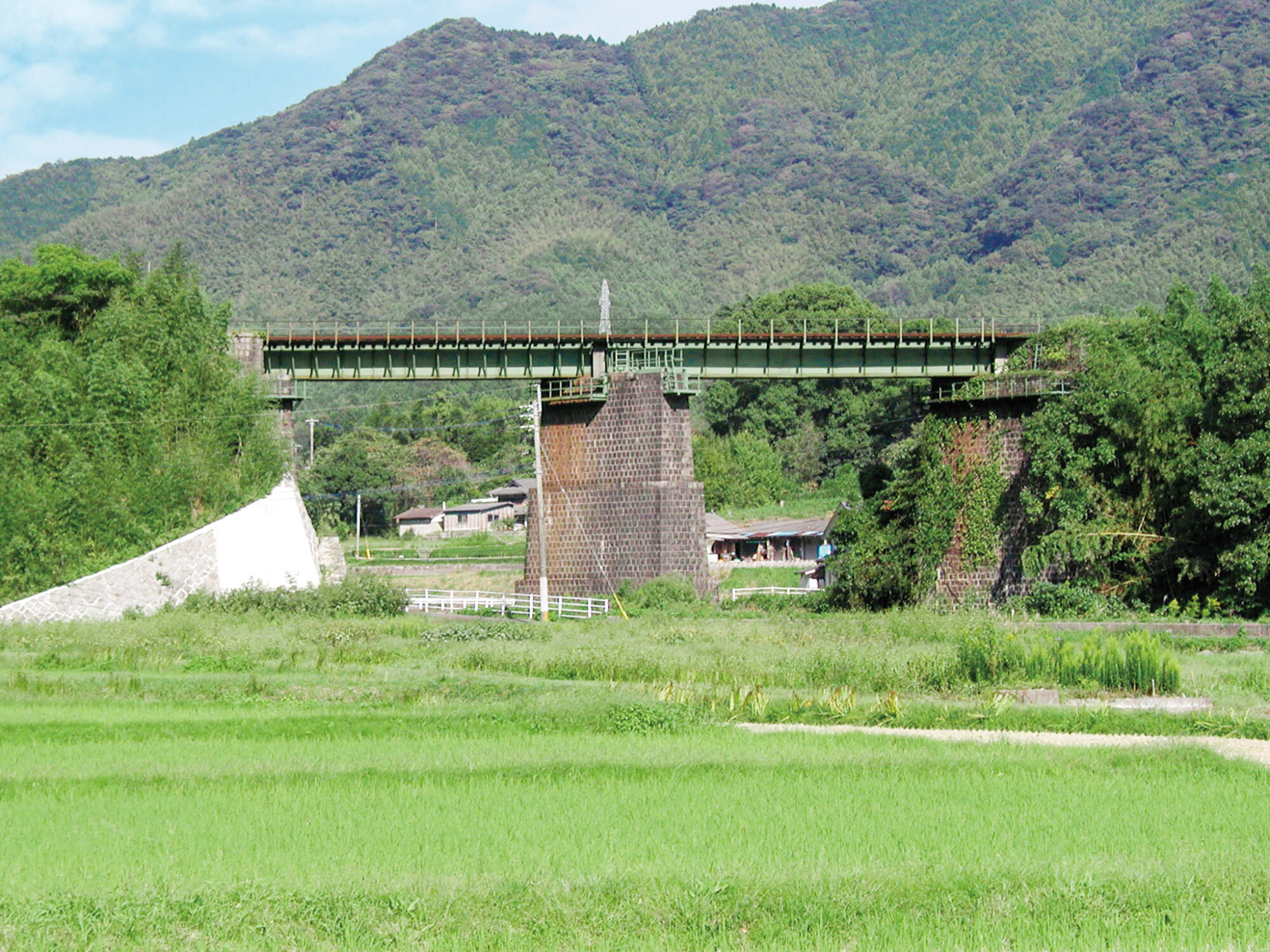 六十尺鉄橋