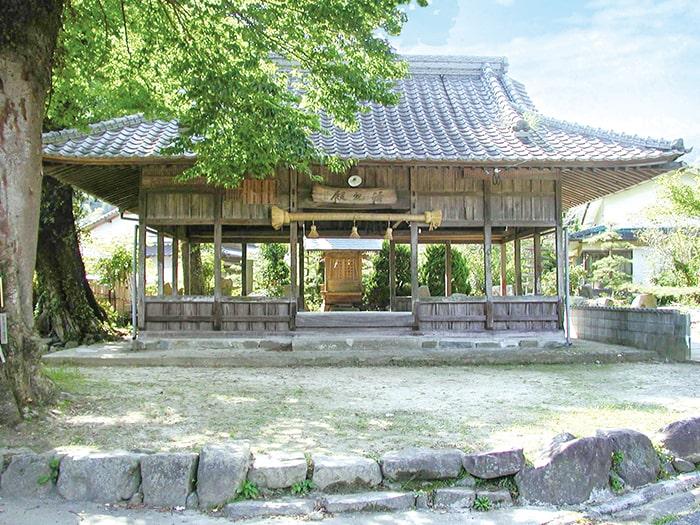 清祀殿 福岡県指定文化財(史跡)
