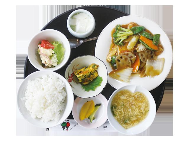中華レストラン 大翁